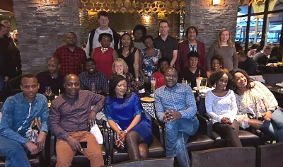 Diaspora get together – The Hague – 2015
