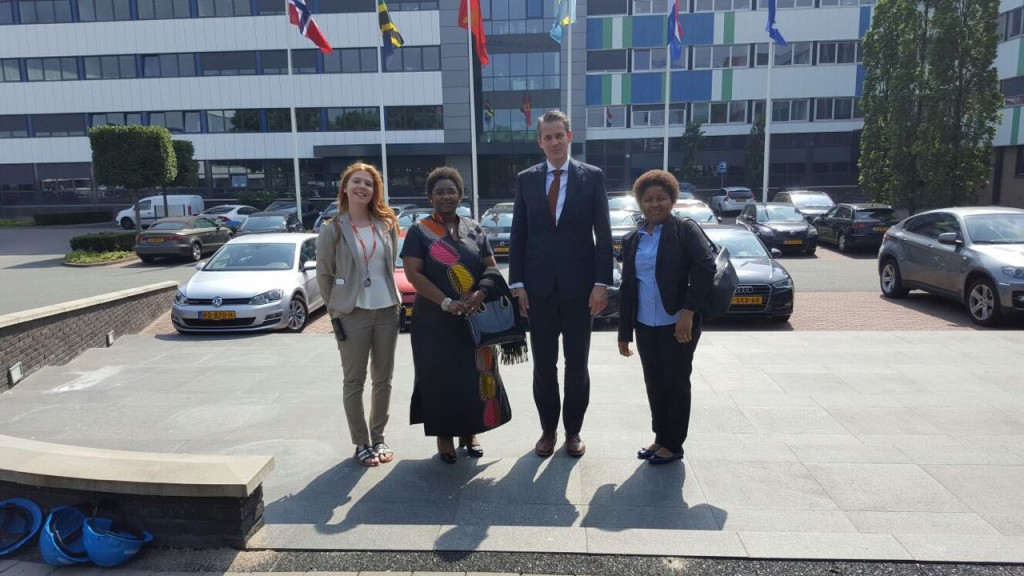 Visiting DAMEN Shipyards in Gorinchem | The Embassy of the